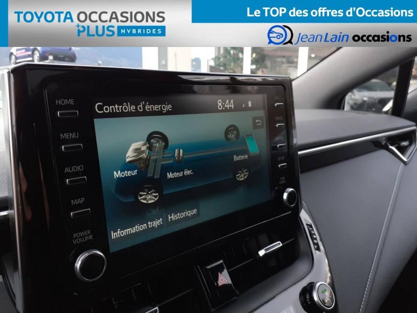 TOYOTA COROLLA HYBRIDE MY20 Corolla Hybride 184h Design 09/10/2020                                                      en vente à Tournon - Image n°15