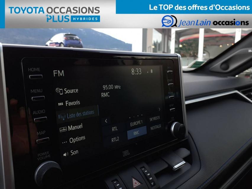 TOYOTA RAV4 HYBRIDE MY20 RAV4 Hybride 222 ch AWD-i Collection 25/05/2020                                                      en vente à Tournon - Image n°16