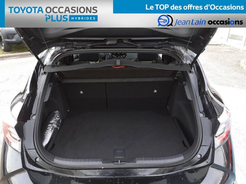 TOYOTA COROLLA HYBRIDE MY20 Corolla Hybride 184h Design 09/10/2020                                                      en vente à Tournon - Image n°10
