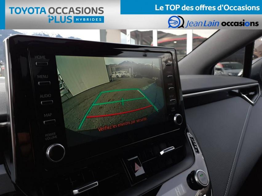 TOYOTA COROLLA HYBRIDE MY20 Corolla Hybride 184h Design 09/10/2020                                                      en vente à Tournon - Image n°20