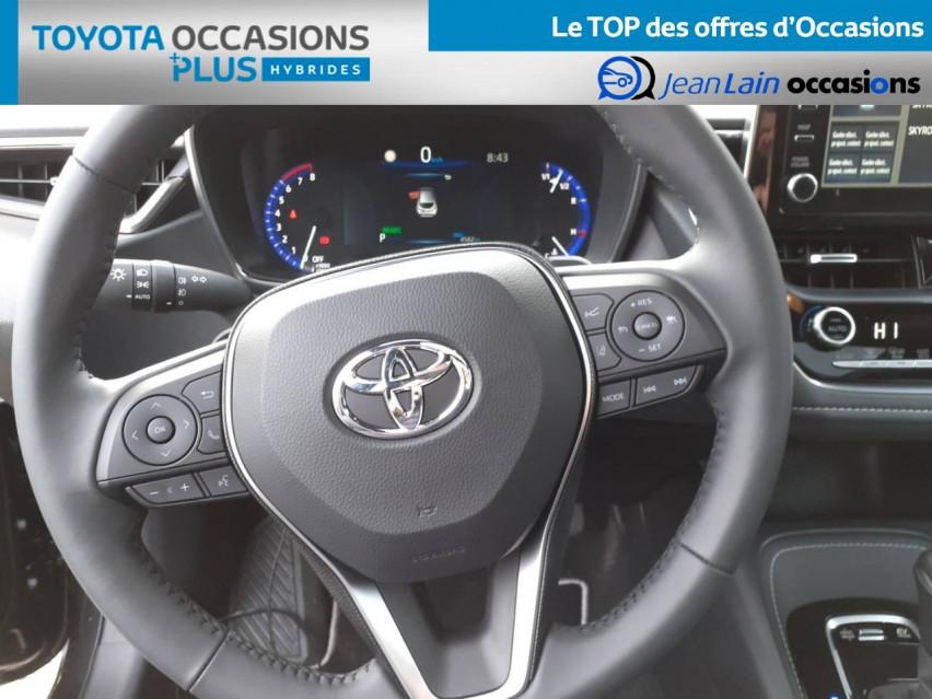 TOYOTA COROLLA HYBRIDE MY20 Corolla Hybride 184h Design 09/10/2020                                                      en vente à Tournon - Image n°12