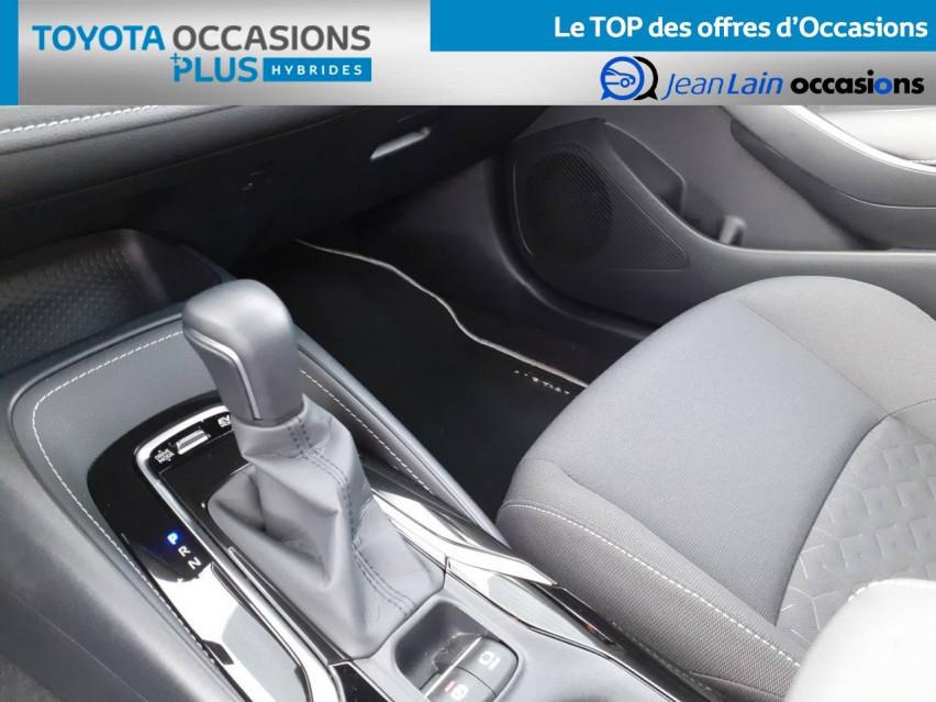 TOYOTA COROLLA HYBRIDE MY20 Corolla Hybride 184h Design 09/10/2020                                                      en vente à Tournon - Image n°13