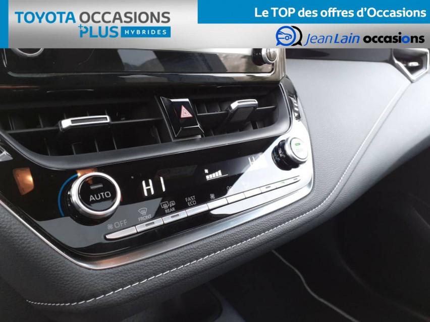 TOYOTA COROLLA HYBRIDE MY20 Corolla Hybride 184h Design 09/10/2020                                                      en vente à Tournon - Image n°14