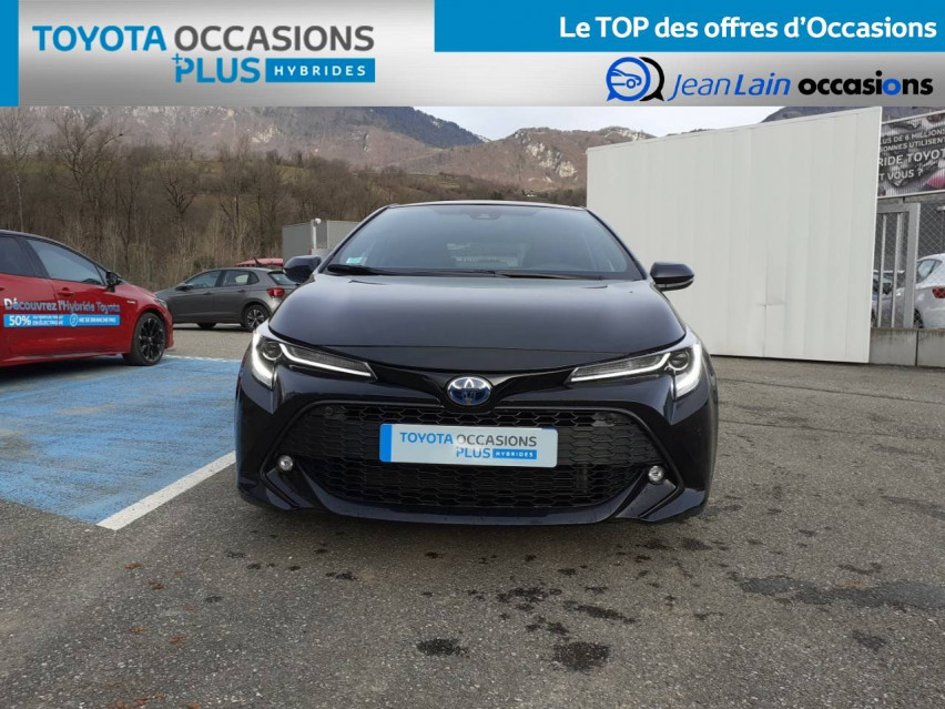 TOYOTA COROLLA HYBRIDE MY20 Corolla Hybride 184h Design 09/10/2020                                                      en vente à Tournon - Image n°2