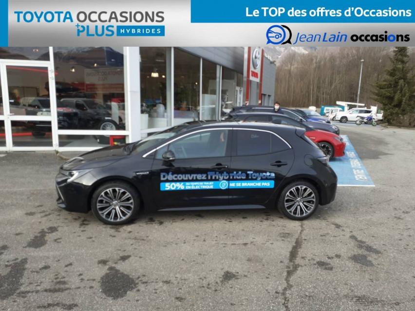 TOYOTA COROLLA HYBRIDE MY20 Corolla Hybride 184h Design 09/10/2020                                                      en vente à Tournon - Image n°8
