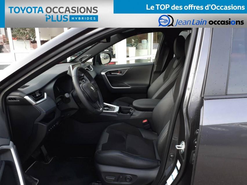 TOYOTA RAV4 HYBRIDE MY20 RAV4 Hybride 222 ch AWD-i Collection 25/05/2020                                                      en vente à Tournon - Image n°11