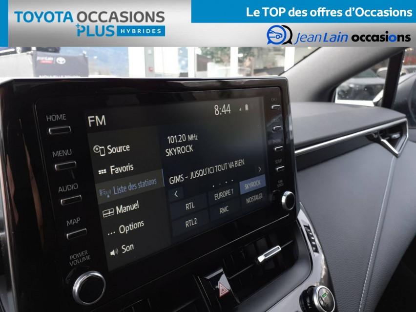TOYOTA COROLLA HYBRIDE MY20 Corolla Hybride 184h Design 09/10/2020                                                      en vente à Tournon - Image n°16