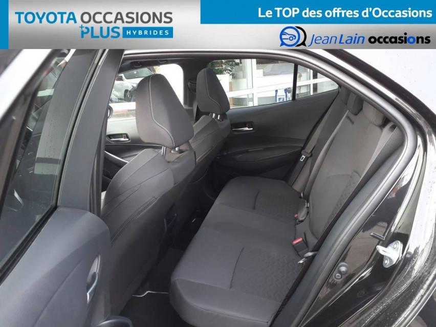 TOYOTA COROLLA HYBRIDE MY20 Corolla Hybride 184h Design 09/10/2020                                                      en vente à Tournon - Image n°17