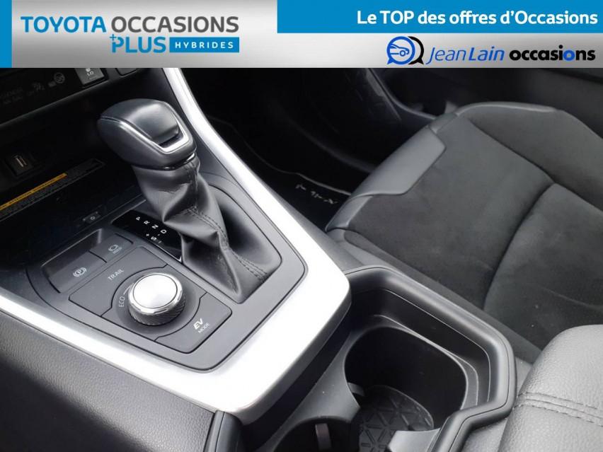 TOYOTA RAV4 HYBRIDE MY20 RAV4 Hybride 222 ch AWD-i Collection 25/05/2020                                                      en vente à Tournon - Image n°13