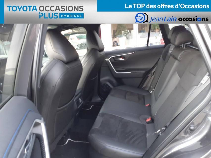 TOYOTA RAV4 HYBRIDE MY20 RAV4 Hybride 222 ch AWD-i Collection 25/05/2020                                                      en vente à Tournon - Image n°17