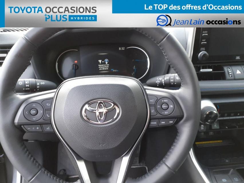TOYOTA RAV4 HYBRIDE MY20 RAV4 Hybride 222 ch AWD-i Collection 25/05/2020                                                      en vente à Tournon - Image n°12