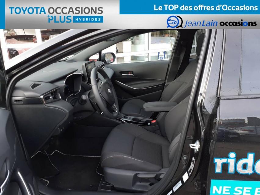 TOYOTA COROLLA HYBRIDE MY20 Corolla Hybride 184h Design 09/10/2020                                                      en vente à Tournon - Image n°11