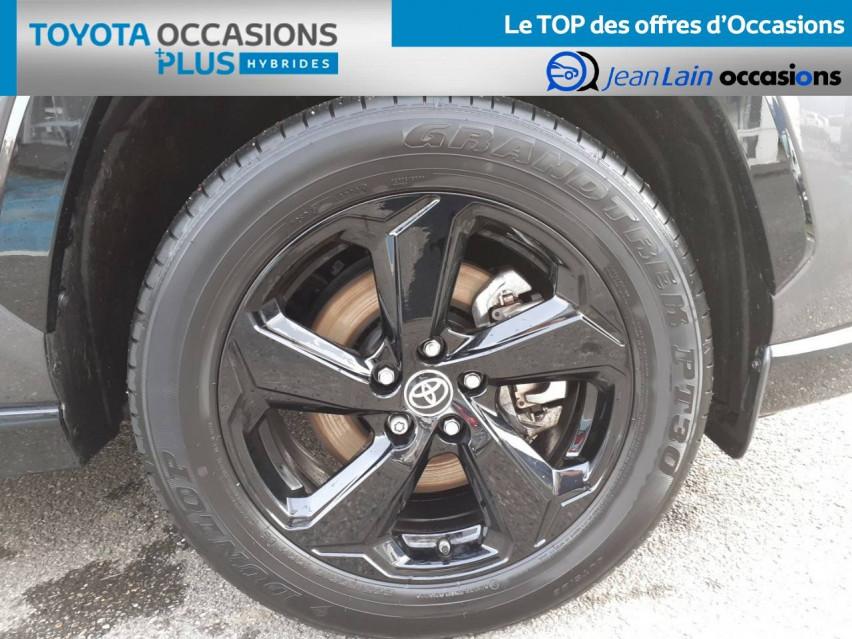 TOYOTA RAV4 HYBRIDE MY20 RAV4 Hybride 222 ch AWD-i Collection 25/05/2020                                                      en vente à Tournon - Image n°9