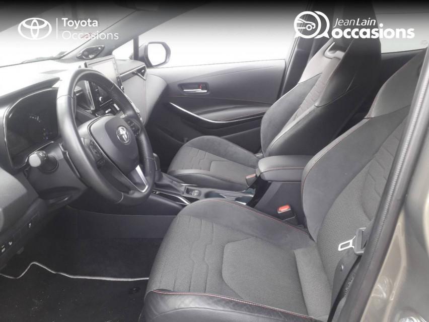 TOYOTA COROLLA HYBRIDE Corolla Hybride 184h Collection 27/03/2019                                                      en vente à La Motte-Servolex - Image n°7