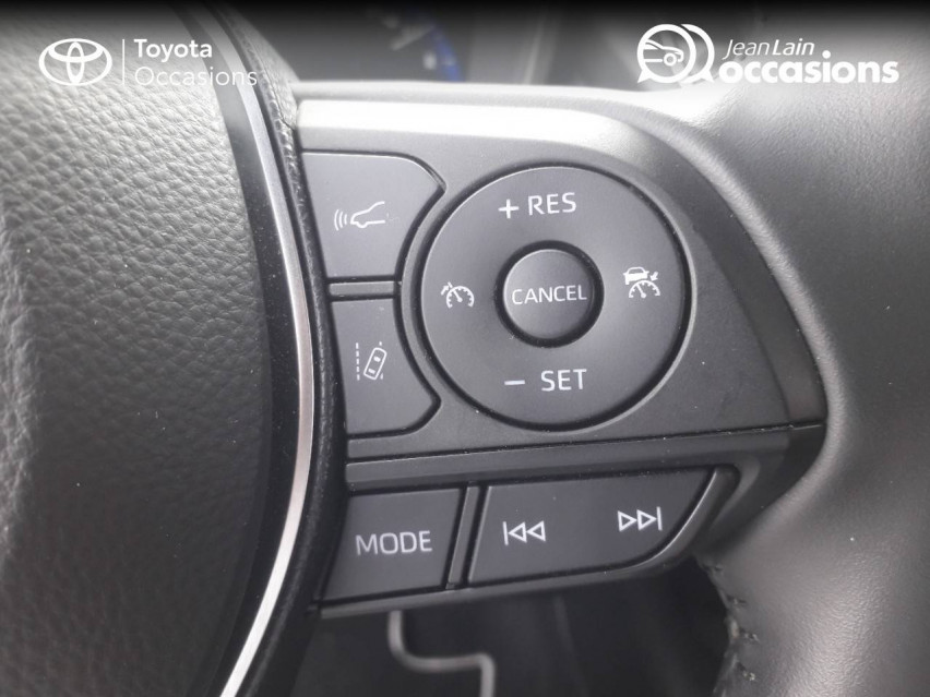 TOYOTA COROLLA HYBRIDE Corolla Hybride 184h Collection 27/03/2019                                                      en vente à La Motte-Servolex - Image n°12