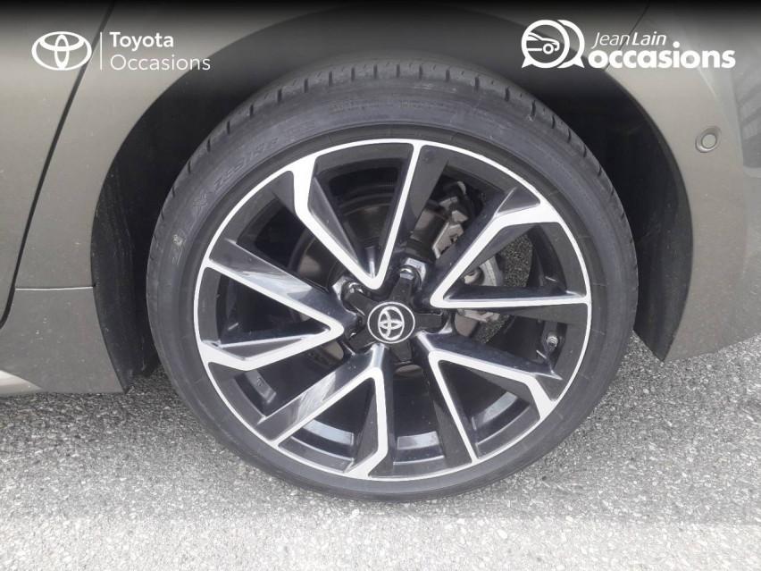 TOYOTA COROLLA HYBRIDE Corolla Hybride 184h Collection 27/03/2019                                                      en vente à La Motte-Servolex - Image n°4