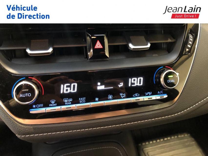 TOYOTA COROLLA TOURING SPORTS HYBRIDE MY20 Corolla Touring Sports Hybride 122h Design 15/01/2020                                                      en vente à La Motte-Servolex - Image n°16
