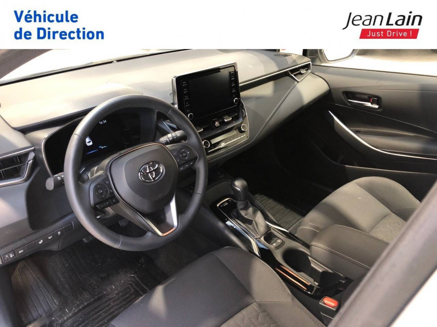 TOYOTA COROLLA TOURING SPORTS HYBRIDE MY20 Corolla Touring Sports Hybride 122h Design 15/01/2020                                                      en vente à La Motte-Servolex - Image n°9