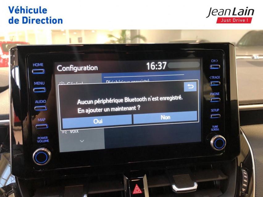 TOYOTA COROLLA TOURING SPORTS HYBRIDE MY20 Corolla Touring Sports Hybride 122h Design 15/01/2020                                                      en vente à La Motte-Servolex - Image n°5