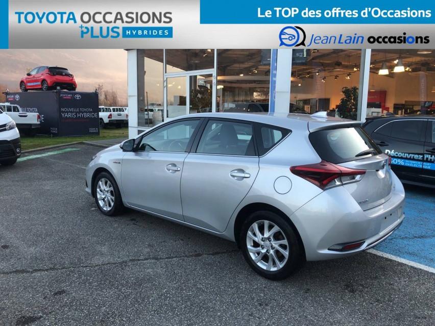TOYOTA AURIS RC18 Auris Hybride 136h HSD E-CVT TYPE ACTIVE 07/08/2018                                                      en vente à Tournon - Image n°7