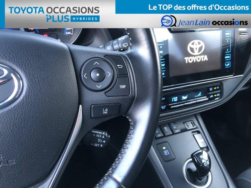 TOYOTA AURIS RC18 Auris Hybride 136h HSD E-CVT TYPE ACTIVE 07/08/2018                                                      en vente à Tournon - Image n°12