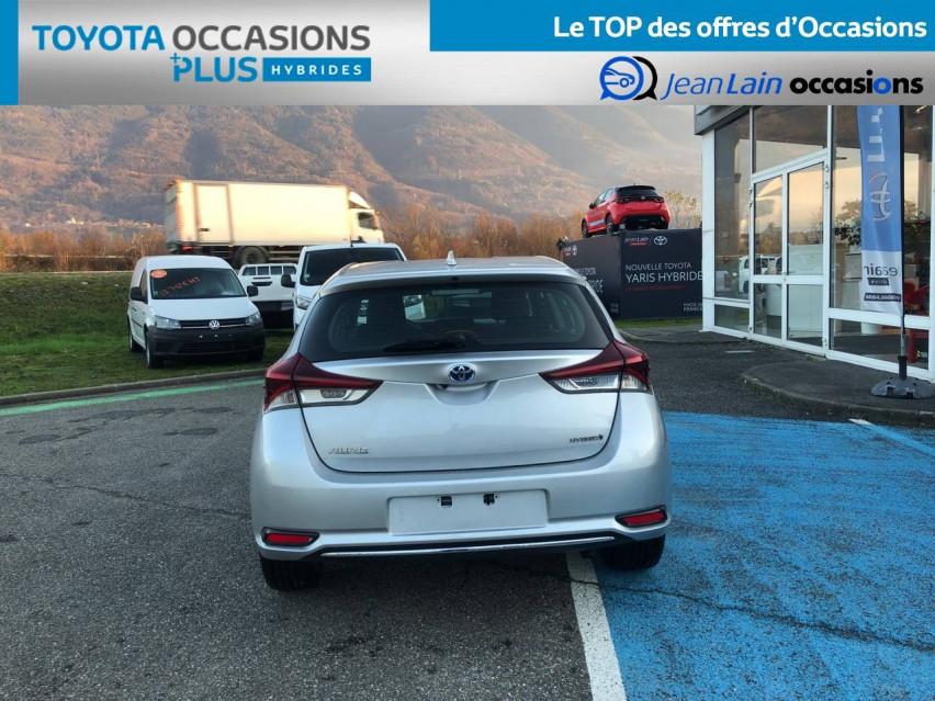 TOYOTA AURIS RC18 Auris Hybride 136h HSD E-CVT TYPE ACTIVE 07/08/2018                                                      en vente à Tournon - Image n°6