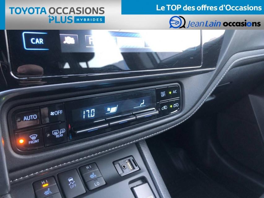 TOYOTA AURIS RC18 Auris Hybride 136h HSD E-CVT TYPE ACTIVE 07/08/2018                                                      en vente à Tournon - Image n°14