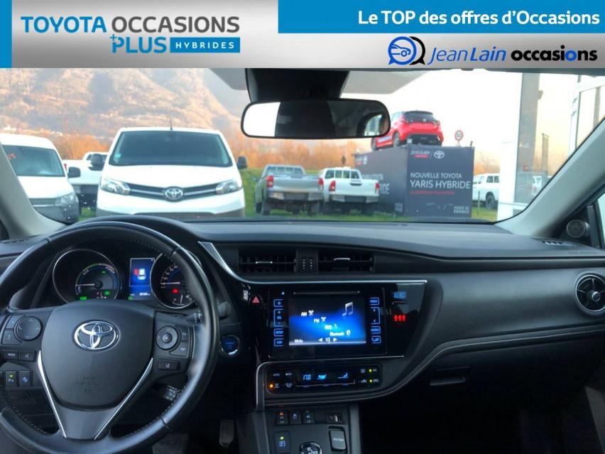 TOYOTA AURIS RC18 Auris Hybride 136h HSD E-CVT TYPE ACTIVE 07/08/2018                                                      en vente à Tournon - Image n°18