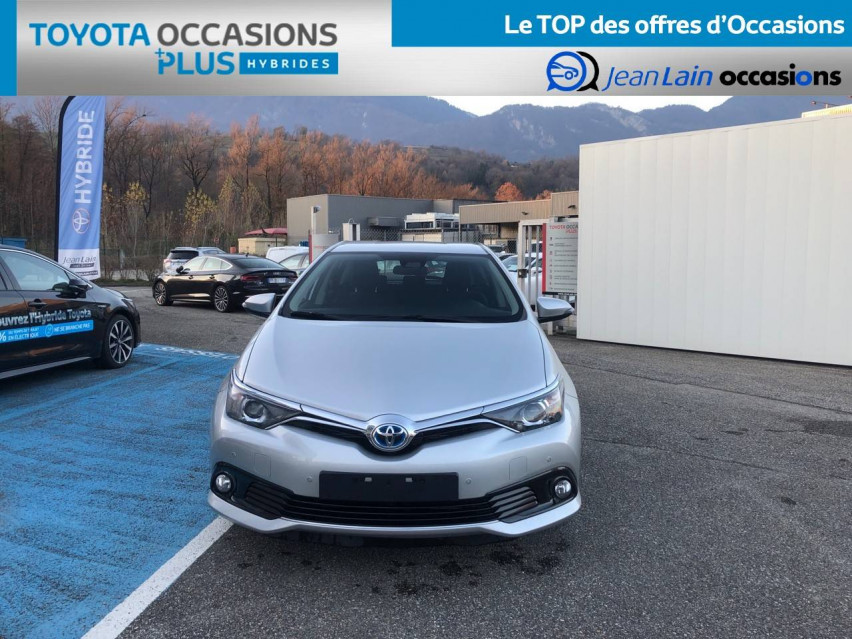 TOYOTA AURIS RC18 Auris Hybride 136h HSD E-CVT TYPE ACTIVE 07/08/2018                                                      en vente à Tournon - Image n°2
