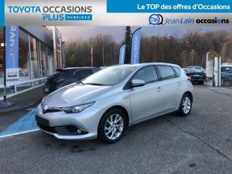 TOYOTA AURIS RC18 Auris Hybride 136h HSD E-CVT TYPE ACTIVE 07/08/2018 en vente à Tournon
