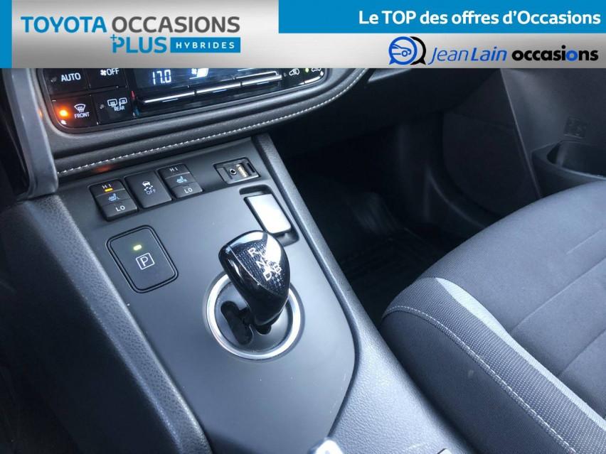 TOYOTA AURIS RC18 Auris Hybride 136h HSD E-CVT TYPE ACTIVE 07/08/2018                                                      en vente à Tournon - Image n°13