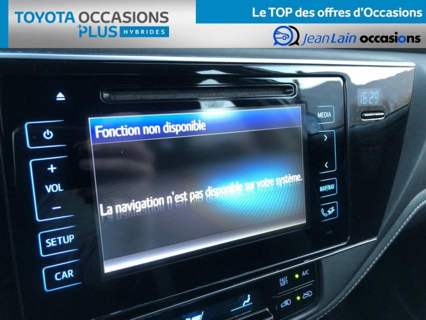 TOYOTA AURIS RC18 Auris Hybride 136h HSD E-CVT TYPE ACTIVE 07/08/2018                                                      en vente à Tournon - Image n°15