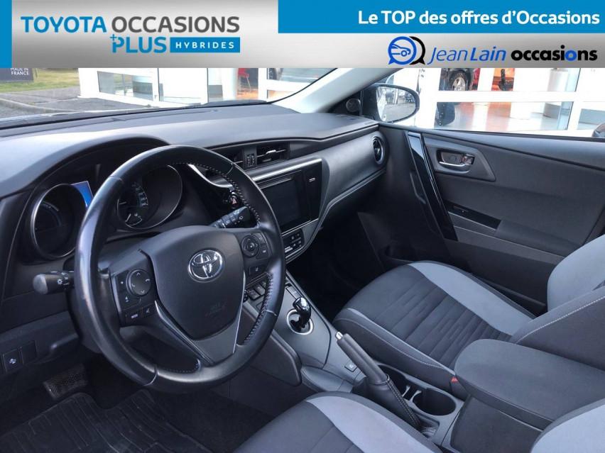 TOYOTA AURIS RC18 Auris Hybride 136h HSD E-CVT TYPE ACTIVE 07/08/2018                                                      en vente à Tournon - Image n°11
