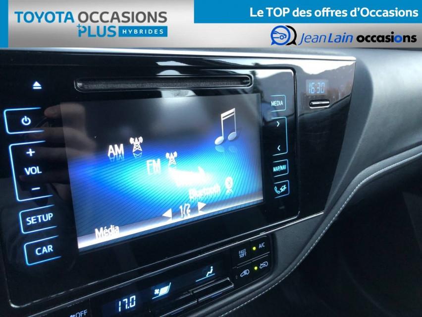 TOYOTA AURIS RC18 Auris Hybride 136h HSD E-CVT TYPE ACTIVE 07/08/2018                                                      en vente à Tournon - Image n°16