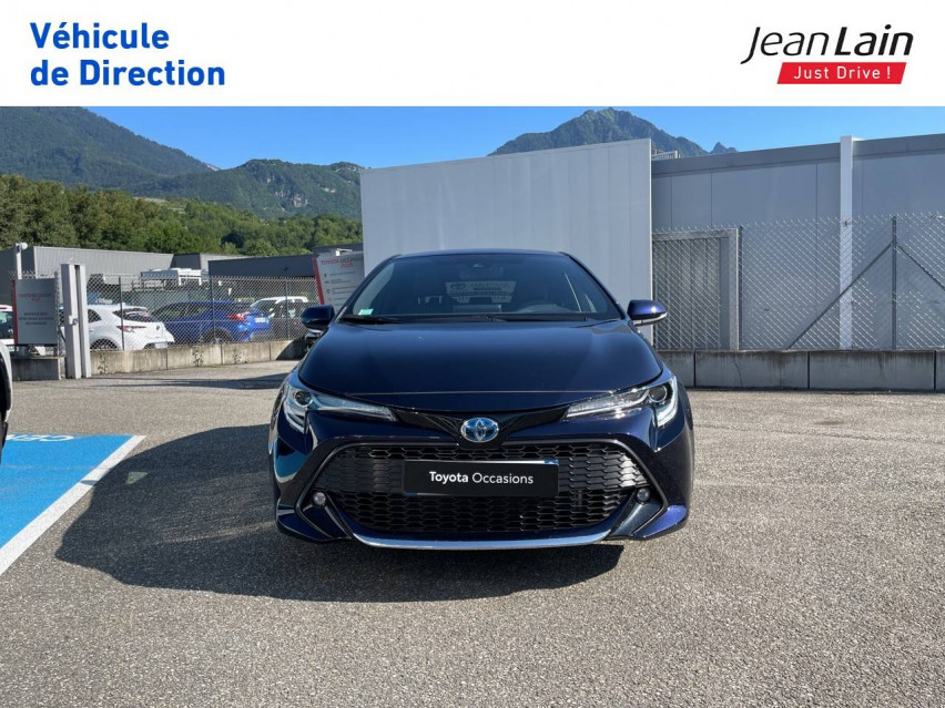 TOYOTA COROLLA HYBRIDE MY20 Corolla Hybride 122h Design 08/03/2021                                                      en vente à Tournon - Image n°2