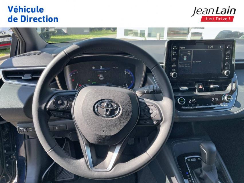 TOYOTA COROLLA HYBRIDE MY20 Corolla Hybride 122h Design 08/03/2021                                                      en vente à Tournon - Image n°12