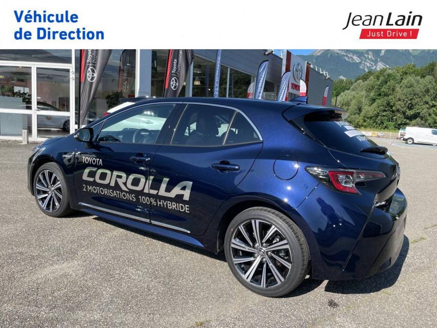 TOYOTA COROLLA HYBRIDE MY20 Corolla Hybride 122h Design 08/03/2021                                                      en vente à Tournon - Image n°7