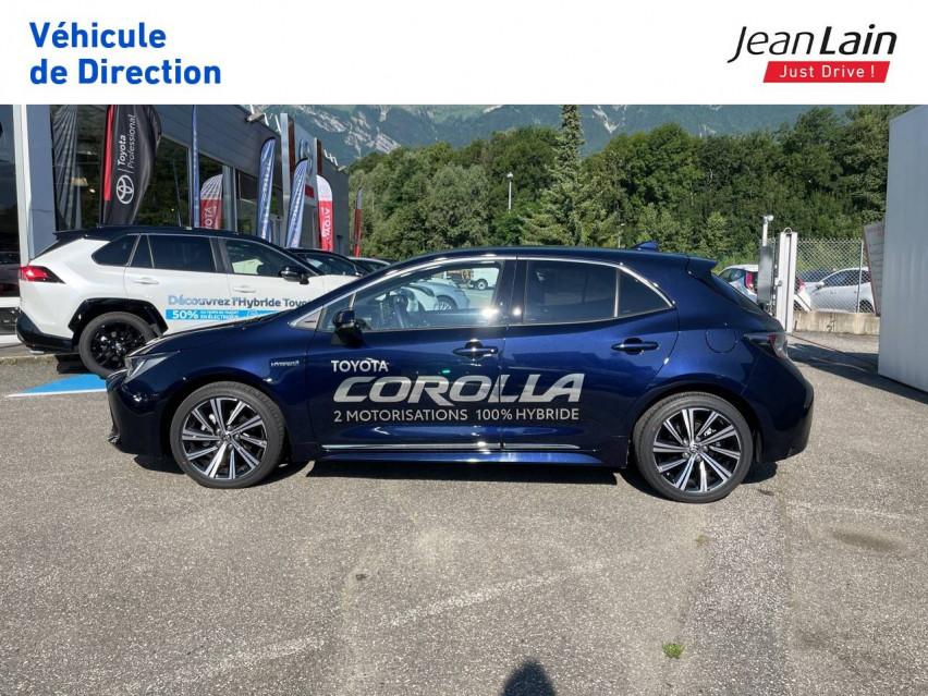 TOYOTA COROLLA HYBRIDE MY20 Corolla Hybride 122h Design 08/03/2021                                                      en vente à Tournon - Image n°8