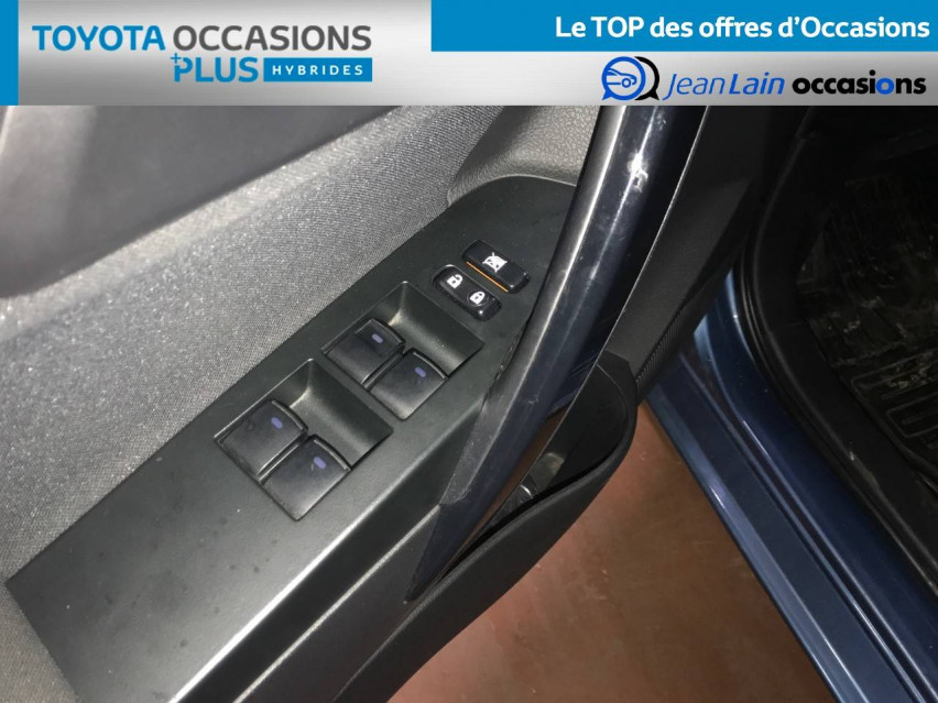 TOYOTA AURIS RC18 Auris Hybride 136h HSD E-CVT TYPE ACTIVE 07/08/2018                                                      en vente à Seyssinet-Pariset - Image n°19