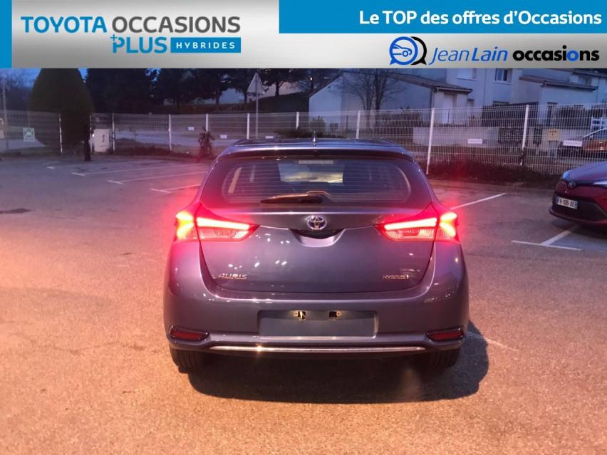 TOYOTA AURIS RC18 Auris Hybride 136h HSD E-CVT TYPE ACTIVE 07/08/2018                                                      en vente à Seyssinet-Pariset - Image n°6