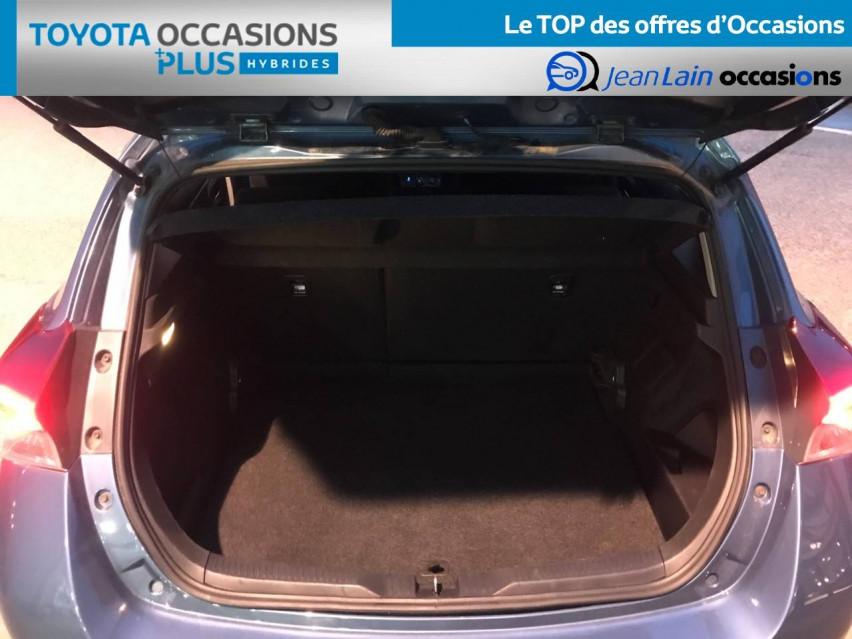 TOYOTA AURIS RC18 Auris Hybride 136h HSD E-CVT TYPE ACTIVE 07/08/2018                                                      en vente à Seyssinet-Pariset - Image n°10