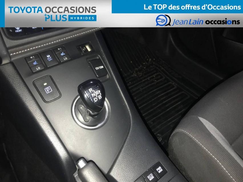TOYOTA AURIS RC18 Auris Hybride 136h HSD E-CVT TYPE ACTIVE 07/08/2018                                                      en vente à Seyssinet-Pariset - Image n°13