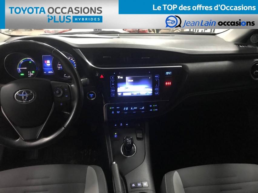 TOYOTA AURIS RC18 Auris Hybride 136h HSD E-CVT TYPE ACTIVE 07/08/2018                                                      en vente à Seyssinet-Pariset - Image n°18