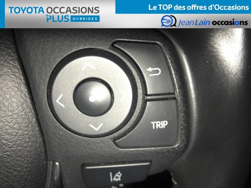 TOYOTA AURIS RC18 Auris Hybride 136h HSD E-CVT TYPE ACTIVE 07/08/2018                                                      en vente à Seyssinet-Pariset - Image n°12