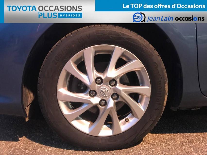TOYOTA AURIS RC18 Auris Hybride 136h HSD E-CVT TYPE ACTIVE 07/08/2018                                                      en vente à Seyssinet-Pariset - Image n°9