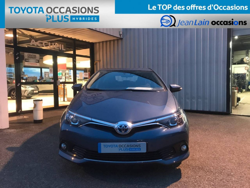TOYOTA AURIS RC18 Auris Hybride 136h HSD E-CVT TYPE ACTIVE 07/08/2018                                                      en vente à Seyssinet-Pariset - Image n°2