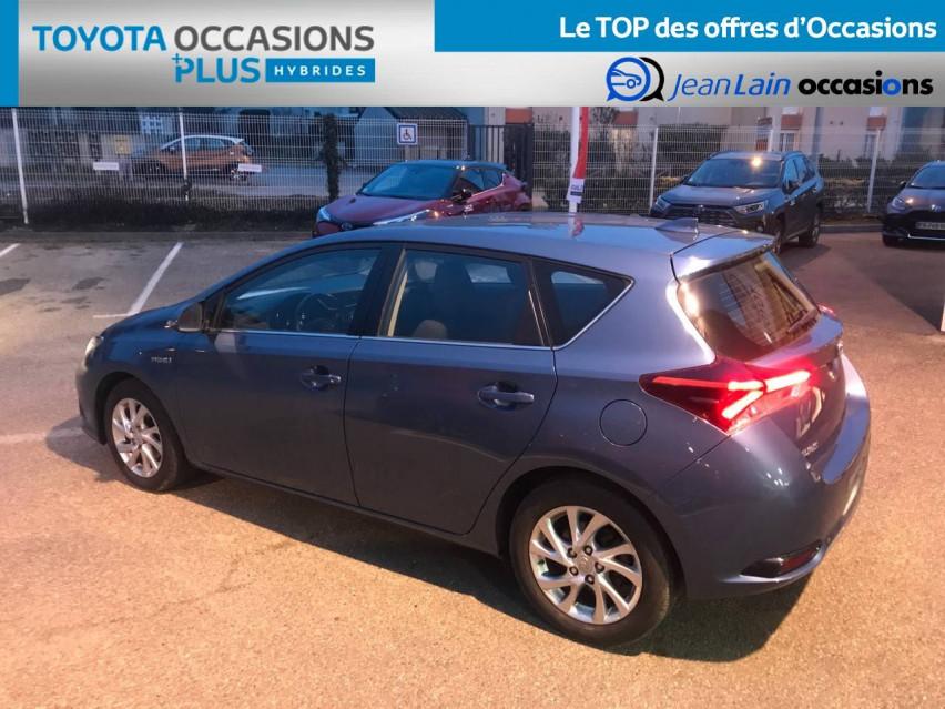 TOYOTA AURIS RC18 Auris Hybride 136h HSD E-CVT TYPE ACTIVE 07/08/2018                                                      en vente à Seyssinet-Pariset - Image n°7