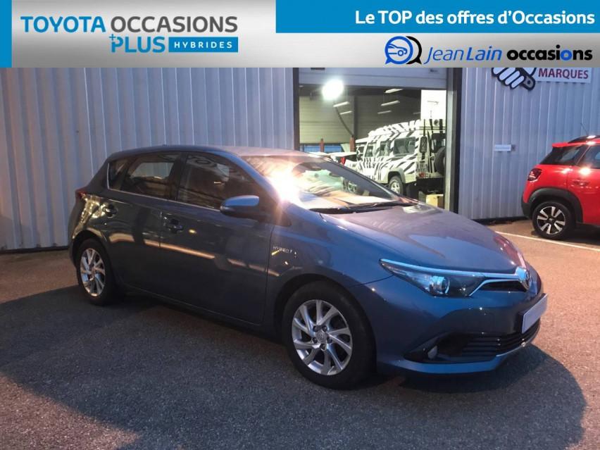 TOYOTA AURIS RC18 Auris Hybride 136h HSD E-CVT TYPE ACTIVE 07/08/2018                                                      en vente à Seyssinet-Pariset - Image n°3