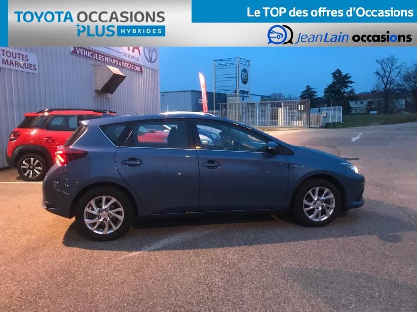 TOYOTA AURIS RC18 Auris Hybride 136h HSD E-CVT TYPE ACTIVE 07/08/2018                                                      en vente à Seyssinet-Pariset - Image n°4
