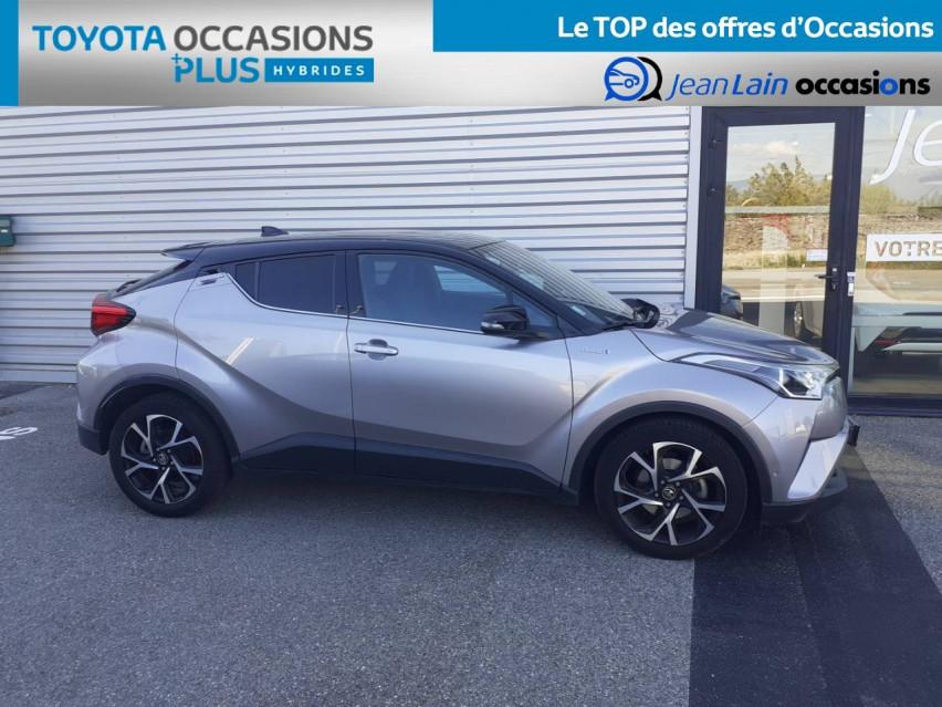 TOYOTA C-HR HYBRIDE C-HR Hybride 122h Graphic 03/05/2018                                                      en vente à Valence - Image n°4